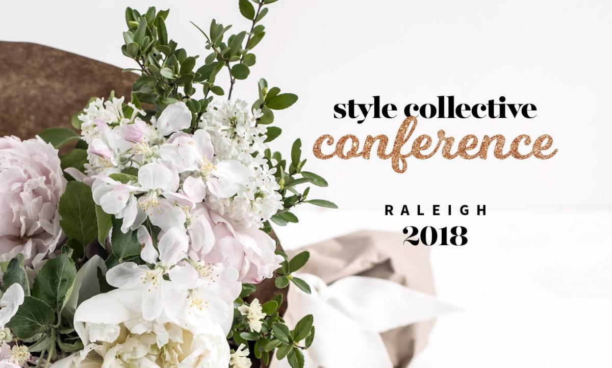 Style Collective Conference in Raleigh, NC – April 14th and 15th